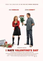 I Hate Valentine's Day Movie Poster (11 x 17) MOVAJ9822
