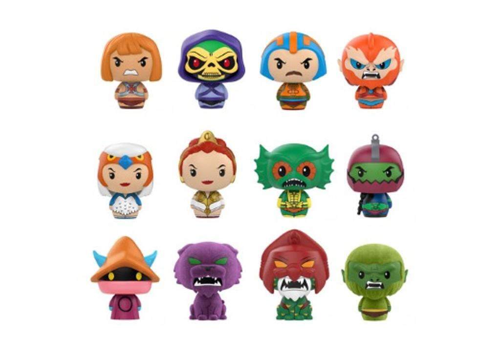 Blindbox: pint size heroes-masters of the universe pdq m minis(24pc)