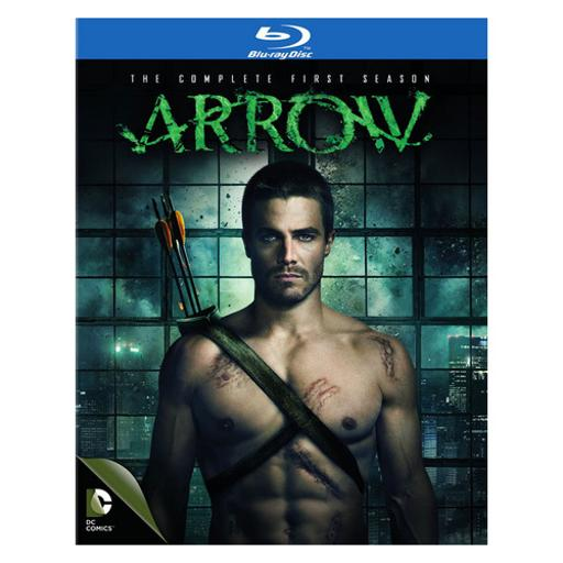 Arrow-complete 1st season (blu-ray/4 disc) EEJA4QUCOPMNX2YS