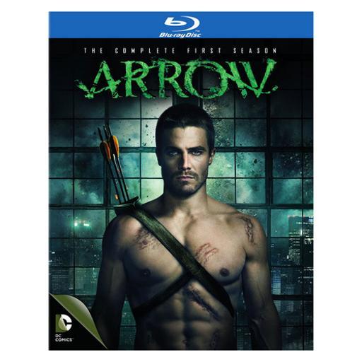 Arrow-complete 1st season (blu-ray/4 disc) 1282963