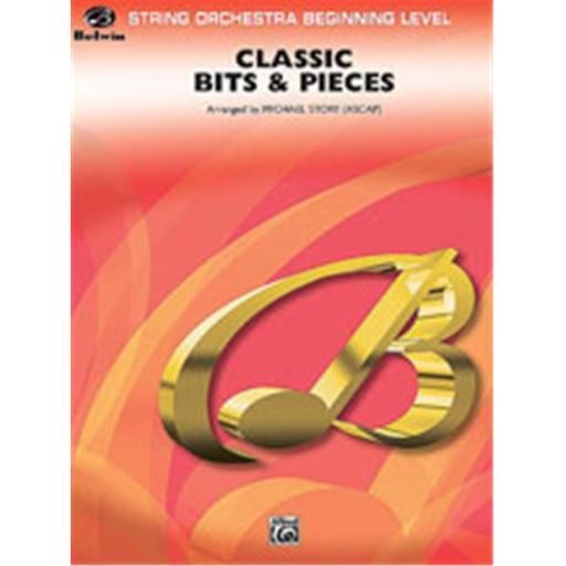 Alfred 00-BSOM00013 Classic Bits & Pieces - Music Book