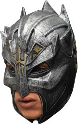 Dragon Warrior Helmet Chinless Head Mask With Chinstrap TB26517