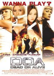 DOA Dead or Alive Movie Poster (11 x 17) MOV395104