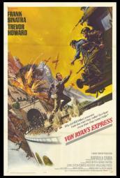 Von Ryan's Express Movie Poster Print (27 x 40) MOVAF6307