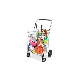 Whitmor 6318-7617 adjustable utili cart wheeled