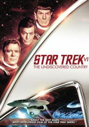 Star trek 6-undiscovered country (dvd) D071924D
