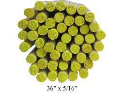 Cdo51636 cindoco dowel bulk econo 36x5 16 yellow