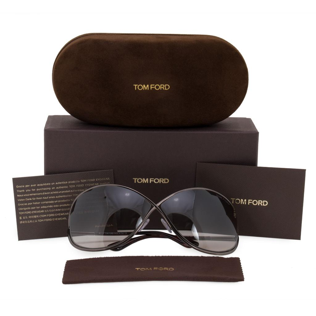 35c1f3b87e Tom Ford Tom Ford Miranda Butterfly Sunglasses FT0130 36F 68 ...