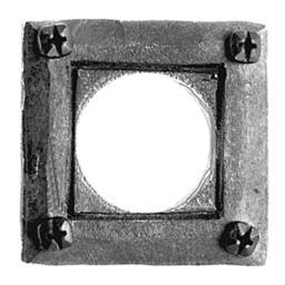 Acorn IRLBP SQ044 Square Cylinder Collar