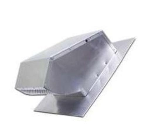 Lambro 107 Range Hood Roof Cap, Aluminum, 10