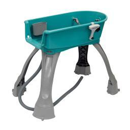 Booster Bath Bb-Med-Teal Teal Booster Bath Elevated Dog Bath And Grooming Center Medium Teal 33 X 16.75 X 10