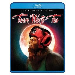 Teen wolf too (blu ray) (collectors edition) (ws/1.85:1) BRSF17843
