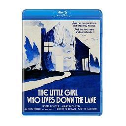 Little girl who lives down the lane (1976/blu-ray/ws 1.85) BRK17972