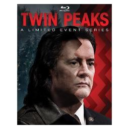 Twin peaks-limited event series (blu ray) (ws/8discs) BR59194130