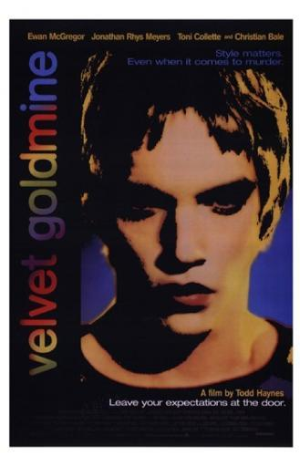 Velvet Goldmine Movie Poster (11 x 17) CACEYWKR3GPJ4ZLJ