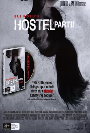 Hostel Part II Movie Poster (11 x 17) NJMDVRNBSAX97ABS