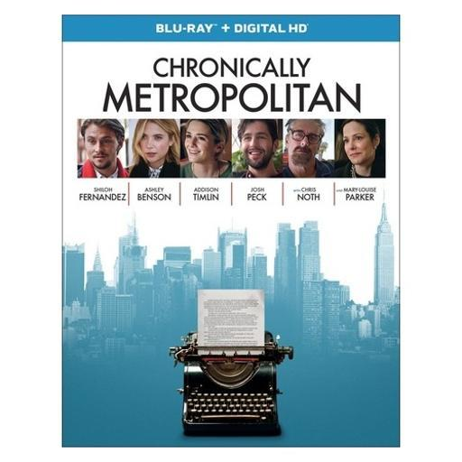 Chronically metropolitan (blu ray w/digital hd) MOZF71LCKK31RN0X