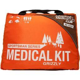 Amk 01050389 amk sportsman medical kit grizzly series 1-14ppl/14 days