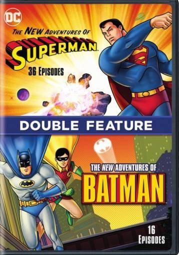 New adventures of batman/new adv of superman (dvd/dbfe) JF3TYAGJX5JVHRNT