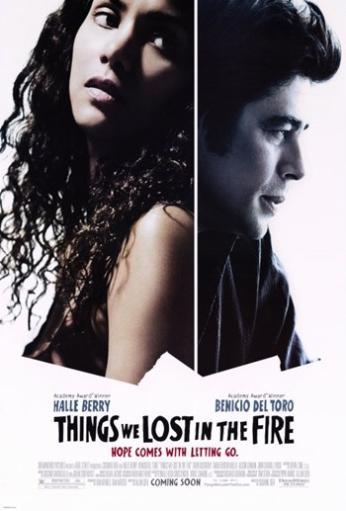 Things We Lost in the Fire Movie Poster (11 x 17) QITXTETMMYWZETC9