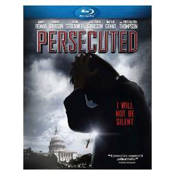 Persecuted (blu ray)                                          nla BRME15806
