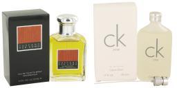 Gift set  TUSCANY by Aramis EDT Spray 3.3 oz And  CK ONE EDT Pour/Spray (Unisex) 1.7 oz