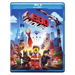 Lego movie (2014/blu-ray/dvd combo/uv) BR445511