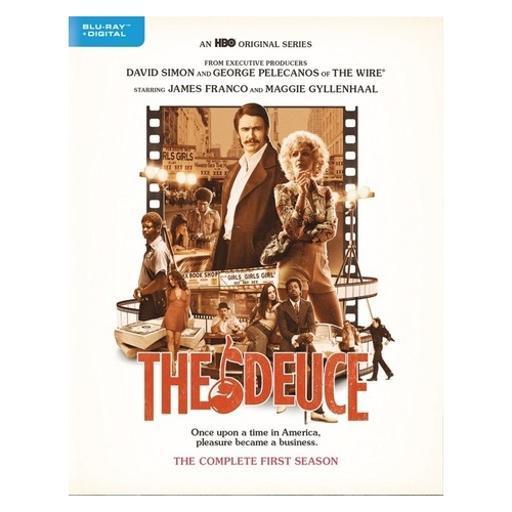 Deuce-complete 1st season (blu-ray/digital hd/3 disc) A0CEK5Q2HGVYJBBL