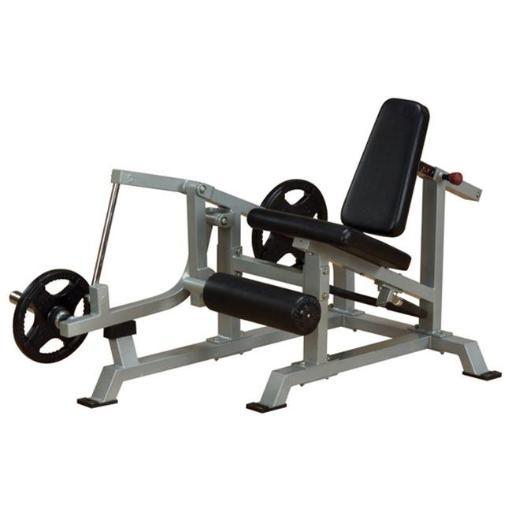 Leverage Leg Extension Exercise Machine