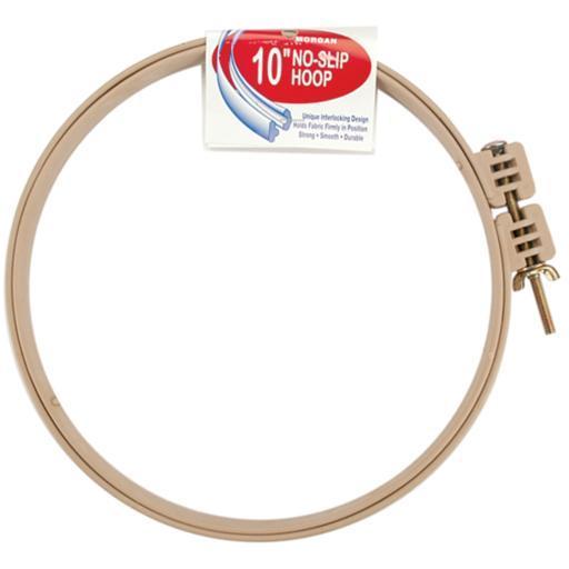 "Plastic No-Slip Hoop 10""- KZG7X25LZIYLAKXK"