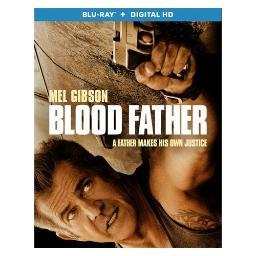 Blood father  (blu ray w/digital hd) (ws/eng/eng sub/span sub/eng sdh/5.1dt BR49451