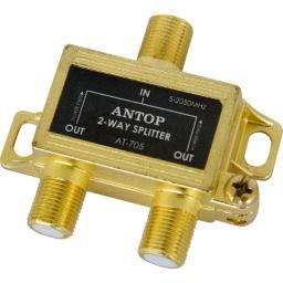 Antop antenna at-705 antop at-705 splitter 2-way
