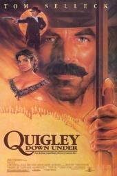 Quigley Down Under Movie Poster (11 x 17) MOV200032