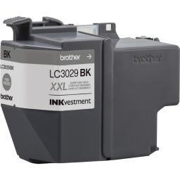 Brother international corporat lc3029bk inkvestment ultra high yield black ink cartridge