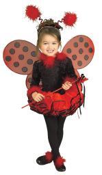 Rubie'S Child'S Costume Lady Bug Tutu Costume Toddler RU885288T