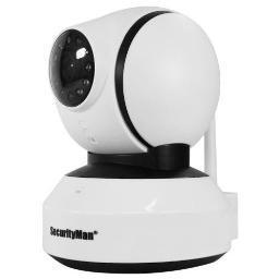 Mace Group Sm-821Dt Add On Indoor Pan/Tilt Wireless Camera