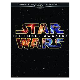 Star wars-force awakens (blu-ray/2d/dvd/br bonus/digital hd/3 disc) BR134010