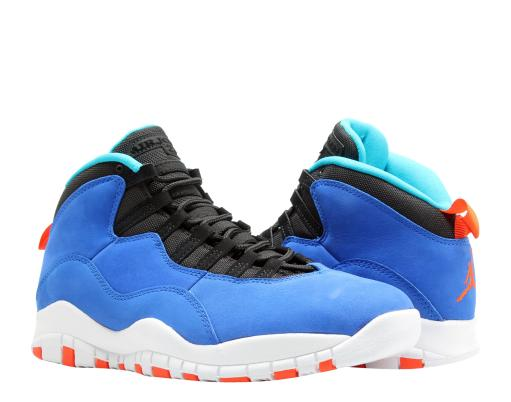 57a9631256f7 Nike Air Jordan 10 Retro Tinker Huarache Light Men s Basketball Shoes  310805-408