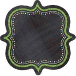 Teacher Created Resources TCR5622 Chalkboard Brights Accents