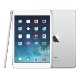 "Apple iPad Air 16GB Retina 9.7"" iOS WiFi Tablet w/ FaceTime - White / Silver"