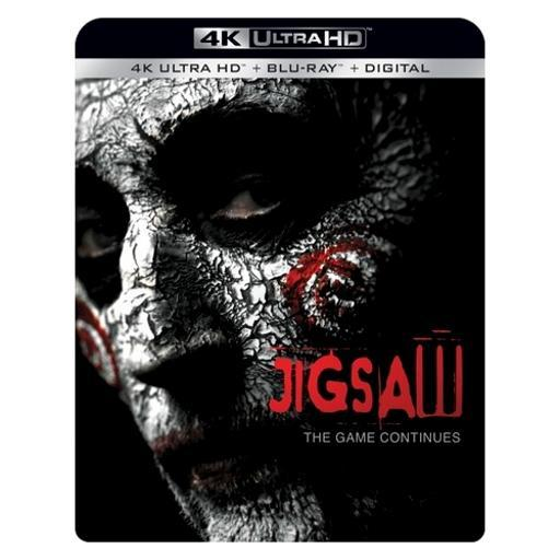 Jigsaw (blu-ray/4kuhd/uv/digital hd) O9D1SSSNWZQQPI04