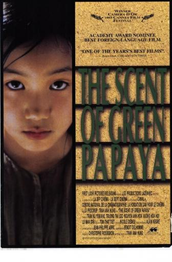 The Scent of Green Papaya Movie Poster Print (27 x 40) MCNVCXWC0WF2VN9M