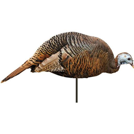 Montana decoy company 0043 montana decoy turkey dinner belle hen