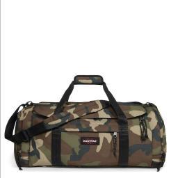 EASTPAK Reader M+ Duffel Bag, Camo, 51.5L