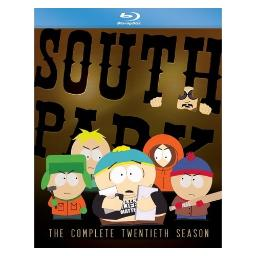 South park-20th season complete (blu ray/2discs) BR59185352