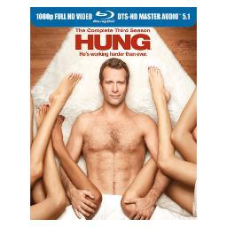 Hung-complete 3rd season (blu-ray/2 disc/ws-16x9/eng-fr-sp-sub) BR262658