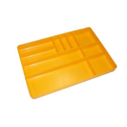 Yellow - Tool Box Storage Tray