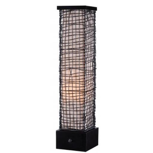 Kenroy Home 32250BRZ Trellis Outdoor Floor Lamp