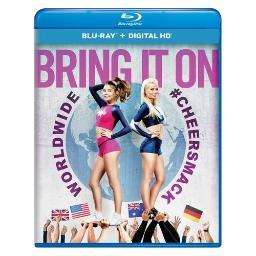Bring it on-worldwide #cheersmack (blu ray w/digital hd) BR63111839