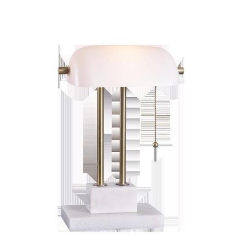Kenroy Home 33287AB Symphony Desk Lamp, Antique Brass